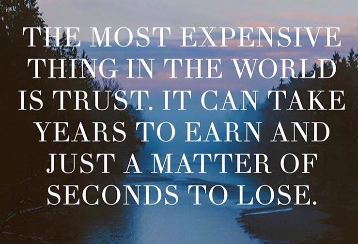 Blog - Trust