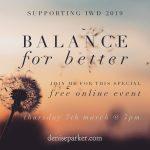 Balance4Better